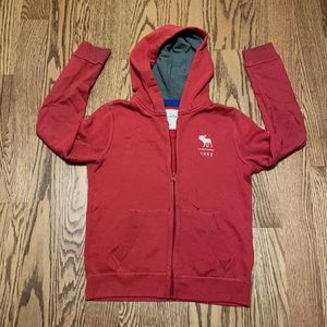 Hoodie Abercrombie size 11/12 kids good condition